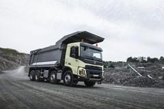 2020年沃尔沃新FMX系列卡车