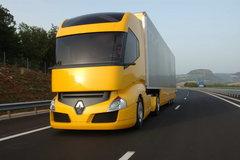 雷诺Radiance概念卡车图片
