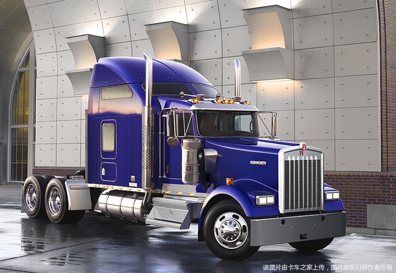 肯沃斯重型卡车报价_【图】肯沃斯车型图库_卡车之家