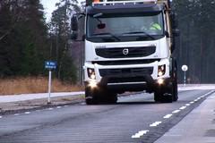 沃尔沃FMX系列卡车