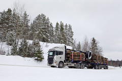 斯堪尼亚R系列 730马力