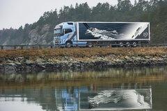 沃尔沃新FH系列卡车